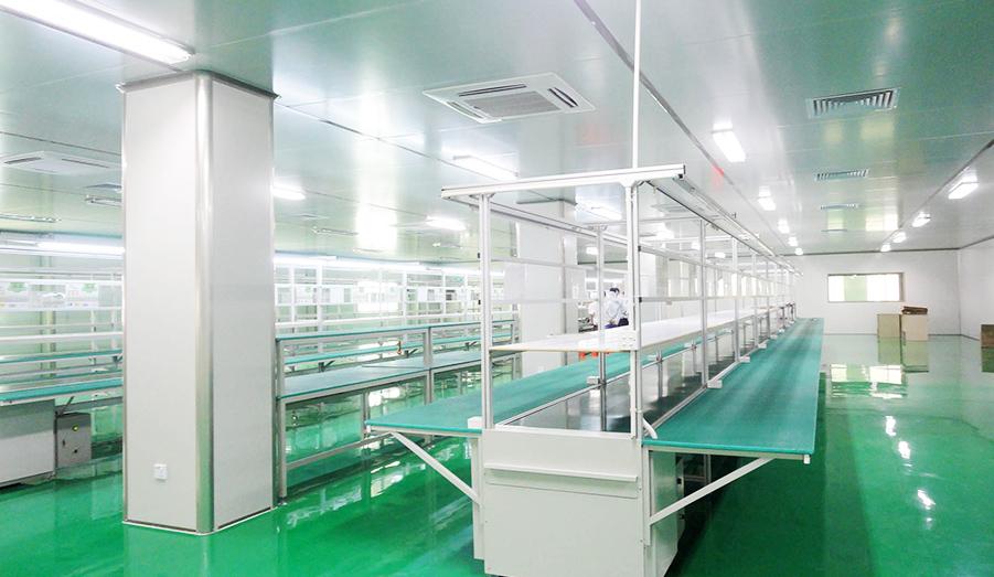 翔泰电子行业净化工程
