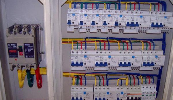 翔泰照明配电工程