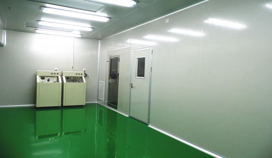 GMP食品车间净化工程装修